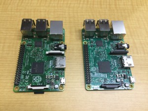 Raspberry Pi 2 & 3