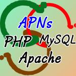 ローカルサーバーで〜APNsPHPのデバッグ中・・デバイストークンの確認