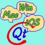 Qtで作ってみた・・アナログ時計 時分秒針画像の回転描画(QPainter編)🍻