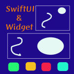Widget作成メモー既存のSwift用アプリ(アナログ時計)に追加初め・・