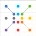 マンダラチャート作成アプリ「ポケットマンダラ」Ver.1.1をリリースしました